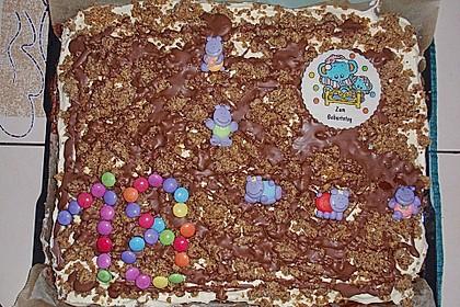 Nuss - Sahne - Kuchen 15