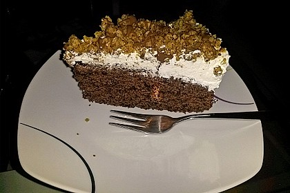 Nuss - Sahne - Kuchen 10