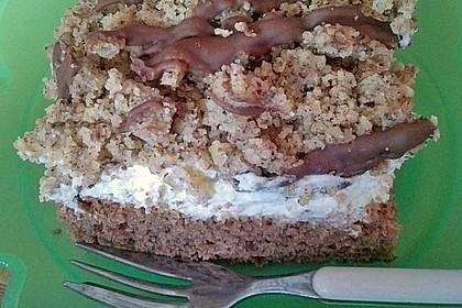 Nuss - Sahne - Kuchen 7