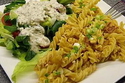 Salat - Joghurt - Dressing