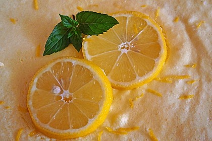 Feine Zitronencreme 7