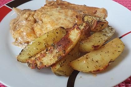 Ofenkartoffeln 1