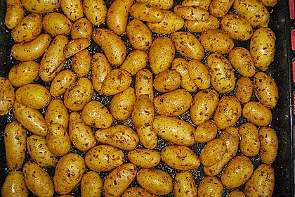 Ofenkartoffeln 11