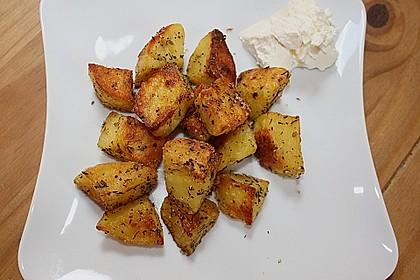 Ofenkartoffeln 2