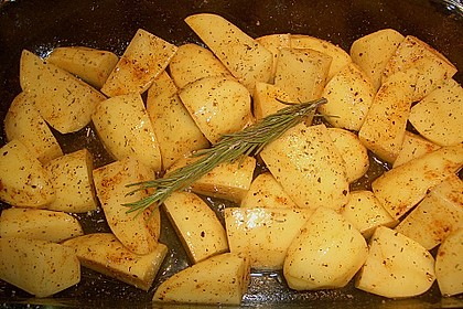 Ofenkartoffeln 14
