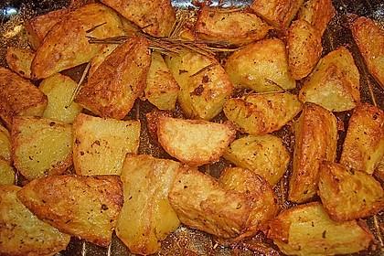 Ofenkartoffeln 3