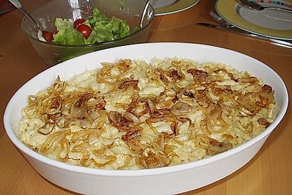 Allgäuer Käsespätzle 1