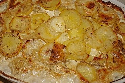 Klassisches Kartoffelgratin 8