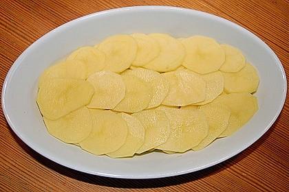 Klassisches Kartoffelgratin 5