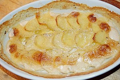 Klassisches Kartoffelgratin 3