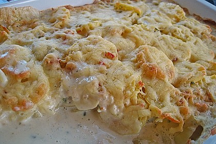 Klassisches Kartoffelgratin 10