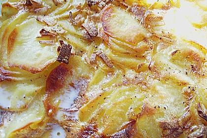 Klassisches Kartoffelgratin 12