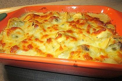 Tortellini al forno 2