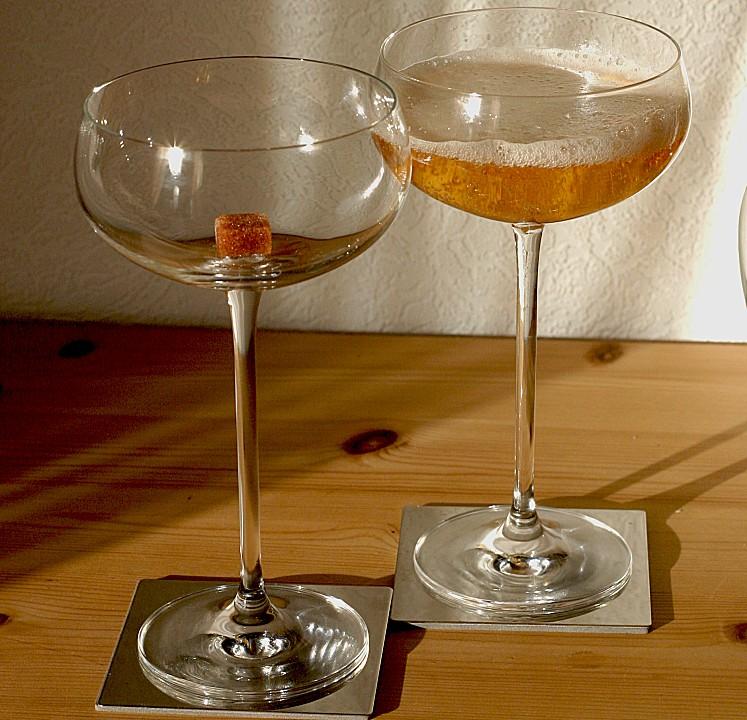 champagner cocktail von c nockemann. Black Bedroom Furniture Sets. Home Design Ideas