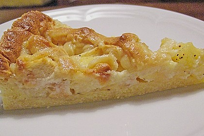 Apfel - Marzipan - Torte 5