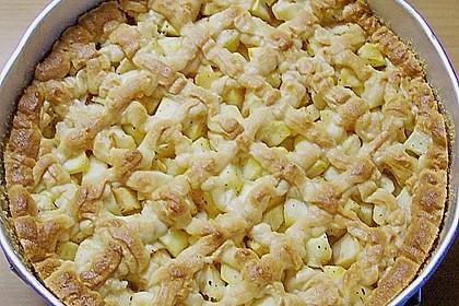 Apfel - Marzipan - Torte 2