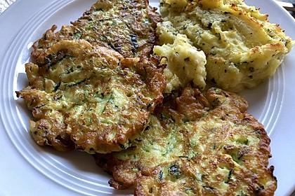 Italienisches Käse - Kartoffelpüree aus dem Ofen 4