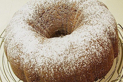 Laras Nutella - Marmorkuchen 36