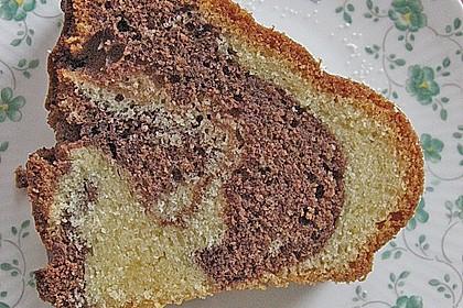 Laras Nutella - Marmorkuchen 20