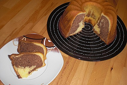 Laras Nutella - Marmorkuchen 6