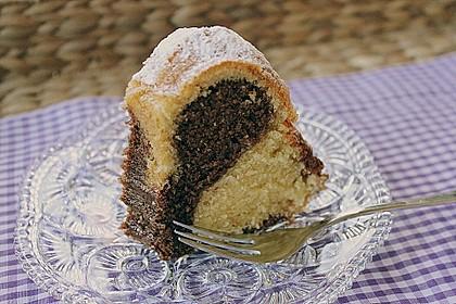 Laras Nutella - Marmorkuchen 2