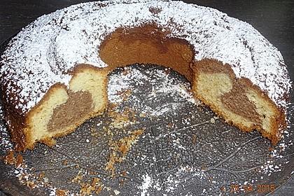 Laras Nutella - Marmorkuchen 16