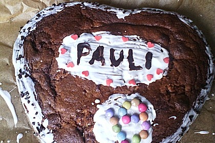 Laras Nutella - Marmorkuchen 26