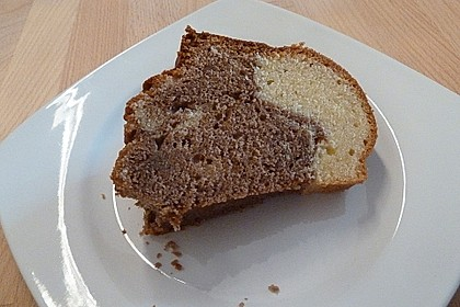 Laras Nutella - Marmorkuchen 14