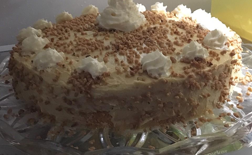 Buttercreme - Torte (Rezept mit Bild) von Bezwinger ...