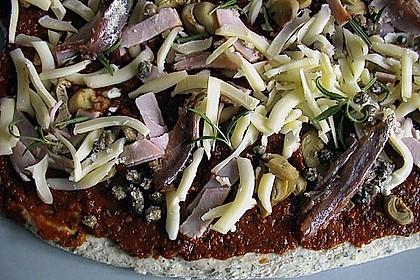 Pizza ganz einfach 8