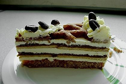 Schichten torte rezept