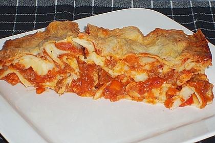 Klassische Lasagne 1