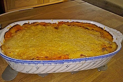 Klassische Lasagne 2