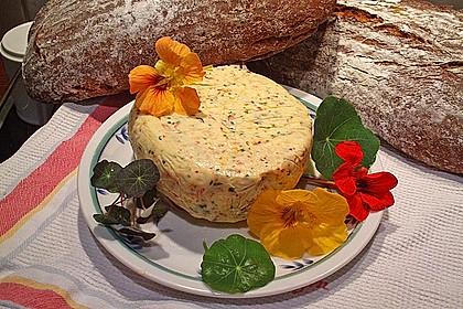 Kapuzinerkresse - Butter 2