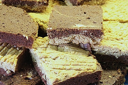 Peanut Butter Brownies 5