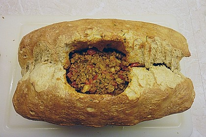 Gefülltes Brot 15