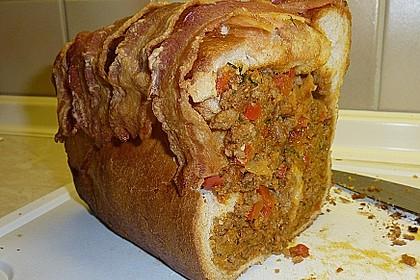 Gefülltes Brot 3