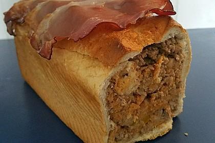 Gefülltes Brot 6