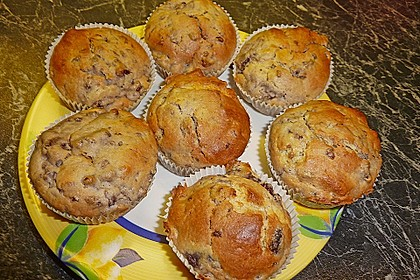 Himbeer - Vanille - Muffin 5