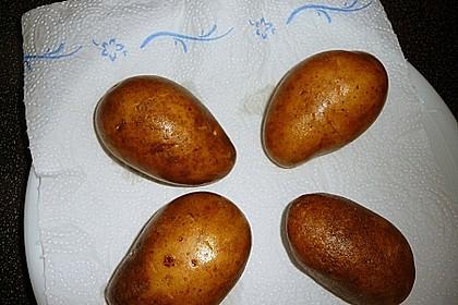 Backkartoffel aus der Mikrowelle 6