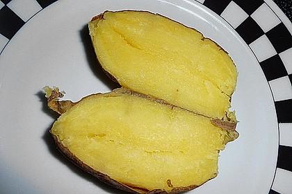 Backkartoffel aus der Mikrowelle 5