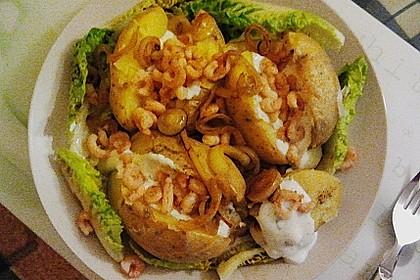 Backkartoffel aus der Mikrowelle 11