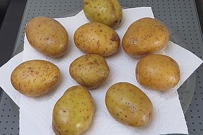 Backkartoffel aus der Mikrowelle 2