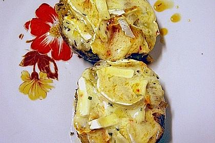 Backofenkartoffeln mit Brie