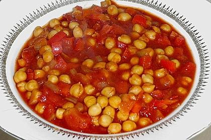 Kichererbsen Rezepte Eintopf : tomaten kichererbsen eintopf von jonielady ~ Lizthompson.info Haus und Dekorationen