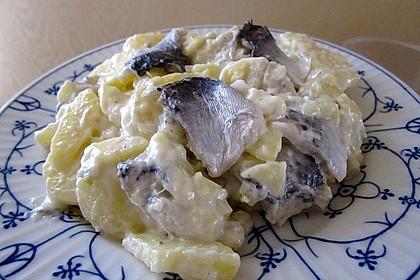 Kartoffelsalat für die Winterszeit 1