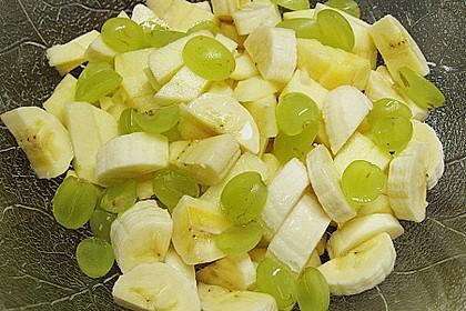Süß - saurer Obstsalat 3