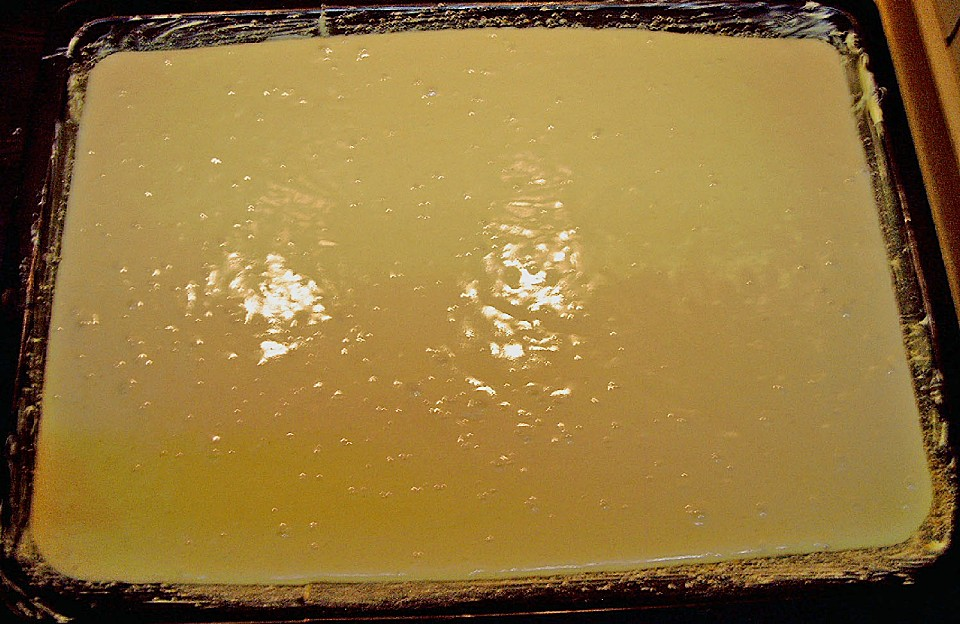 Kuchen buttermilch zimt