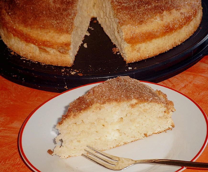 buttermilch zimt kuchen vom blech rezept mit bild. Black Bedroom Furniture Sets. Home Design Ideas