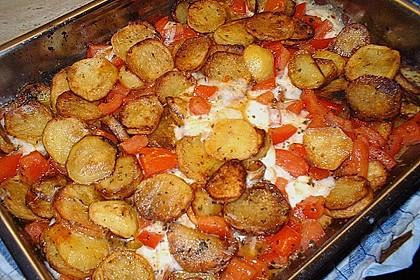 Bratkartoffeln aus Morbio 2
